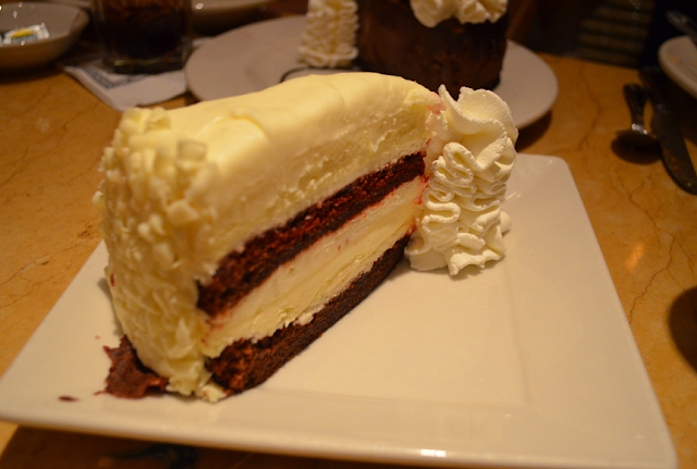Restaurante The Cheesecake Factory em Las Vegas