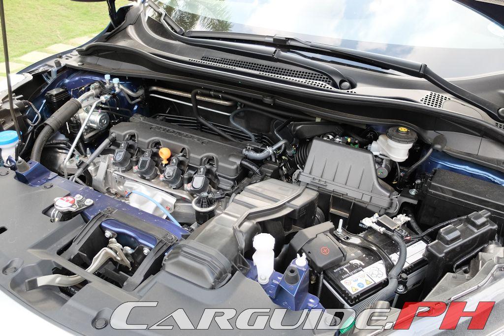 First Drive: Honda HR-V 1.8 E and 1.8 EL | CarGuide.PH ...