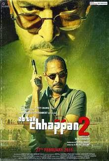 Ab Tak Chhappan 2 (2015) Hindi Movie Poster