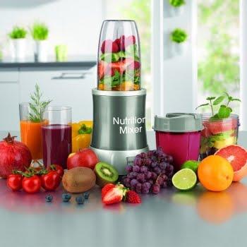 Blender pentru mixat si maruntit recomandare Nutrition Mixer