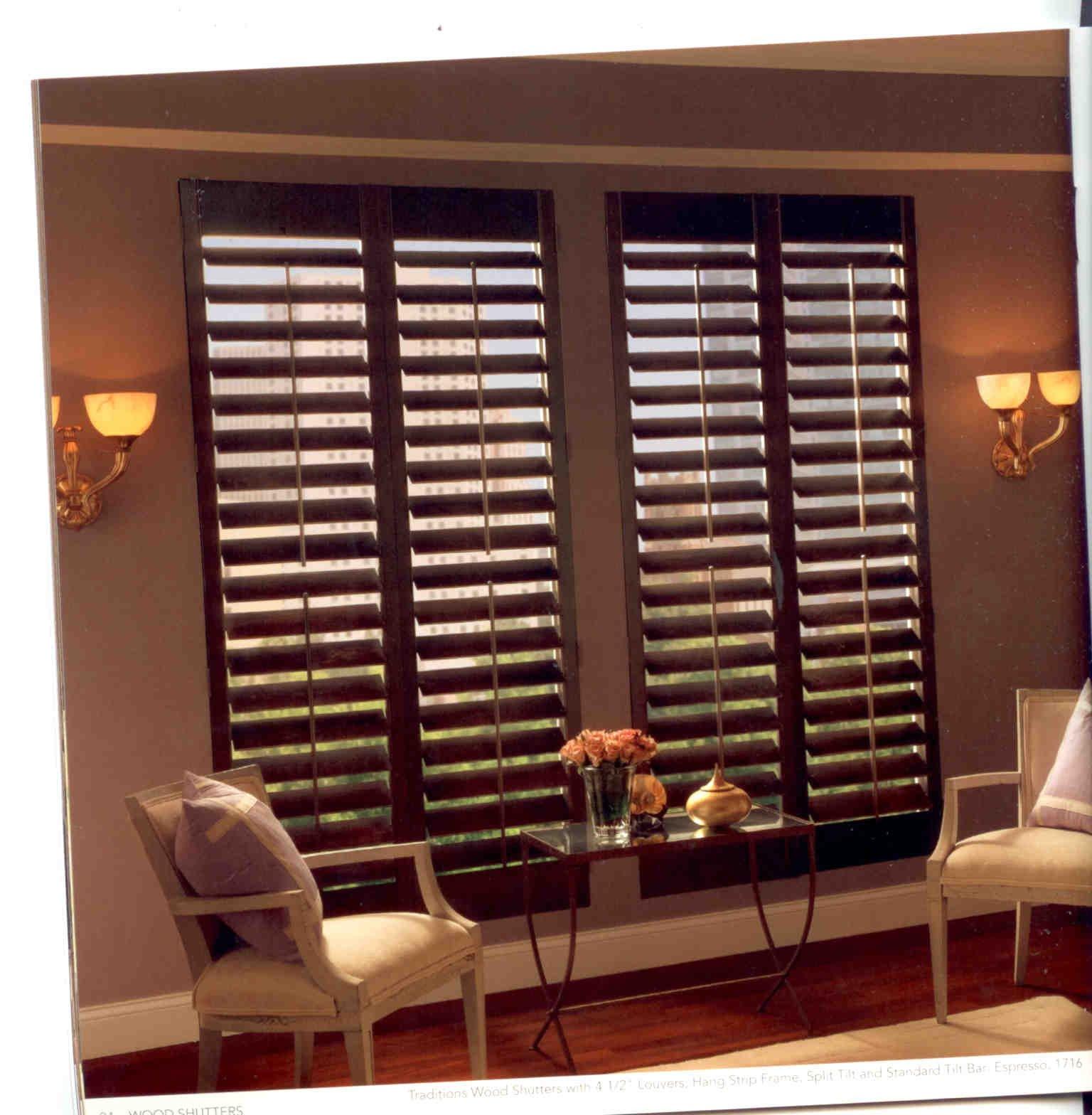 Karen R. Larson Interior Design, INC: Graber Window Treatments