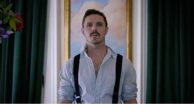 Jake Shears premieres new video for 'Everything I'll Ever Need'