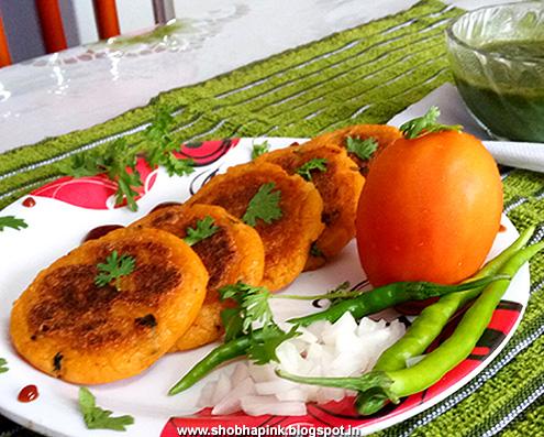 Veg Shami Kabab