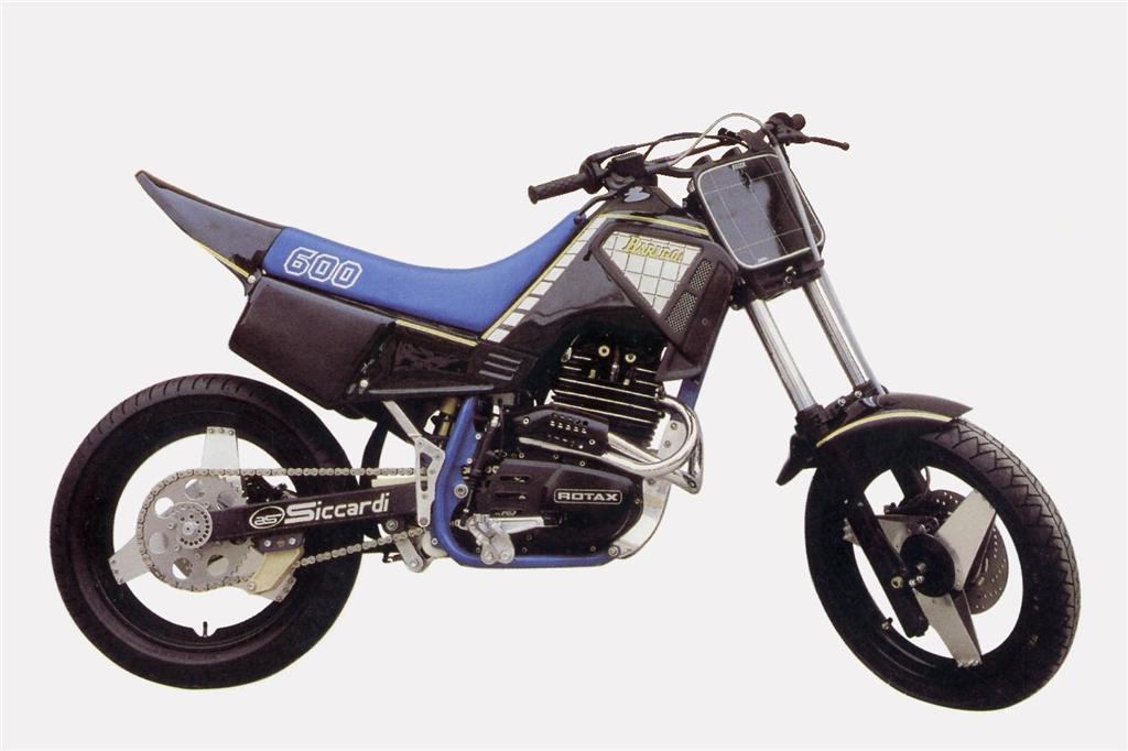 OddBike: Barigo Onixa 600 - Gallic Supermono