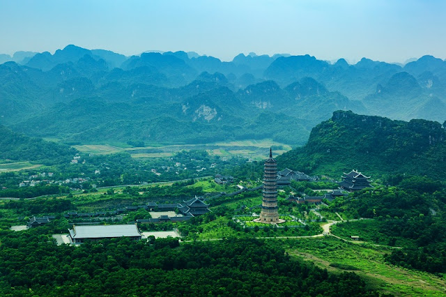 Ninh Binh tourism explore 3 picturesque places