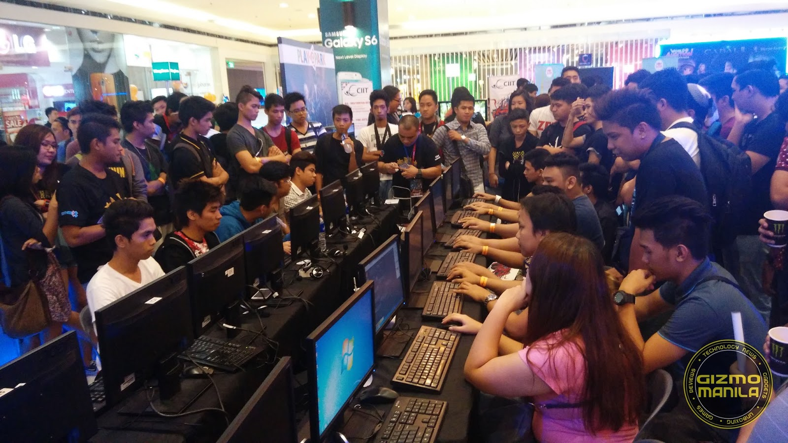 Play Park Fest 2015: A fest of gamers - Gizmo Manila