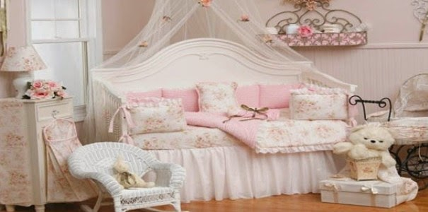 Shabby Chic Bedroom Ideas For Teenage Girls
