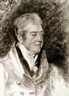 Alexander Nasmyth Self Portrait