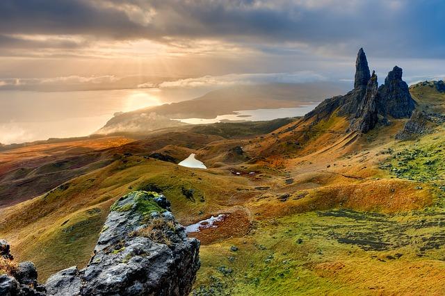 """Expeditionskreuzfahrt """"Wildes Schottland"""" mit MS Hanseatic"""