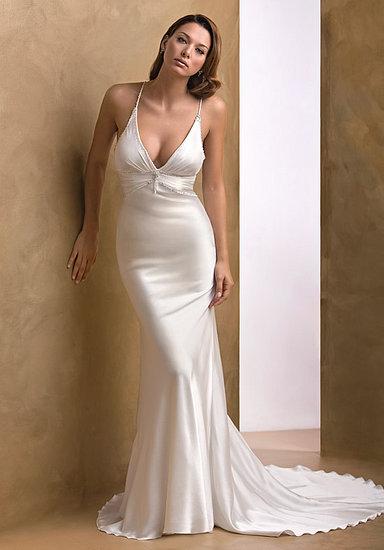 Fashion World: Simple Wedding Dress, 2011 Wedding Day ...