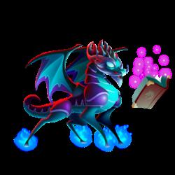 Dragon Sagesse (Jeune)
