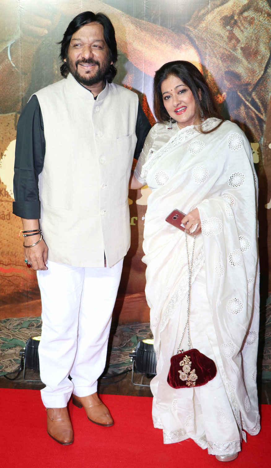 Roop Kumar Rathod and Sunali Rathod at 'Border' Movie 20 Year Completion Party