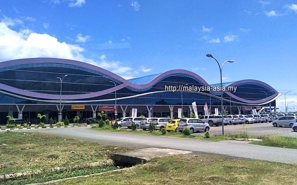 Airport Sorong Domine Eduard Osok