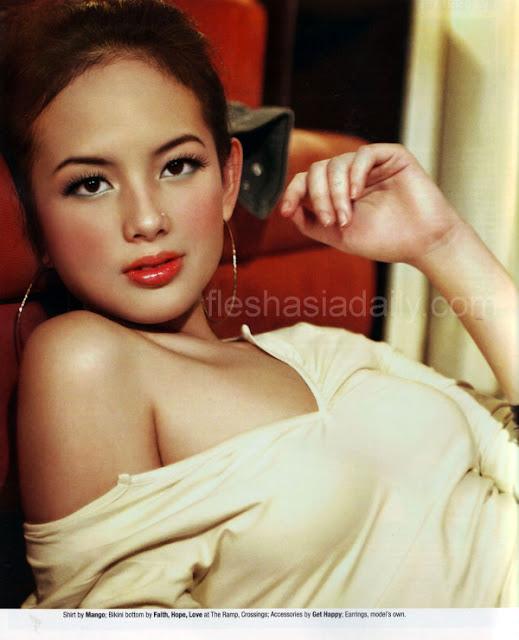 Koleksi Ellen Adarna Foto Model Filipina Yang Paling Sexy