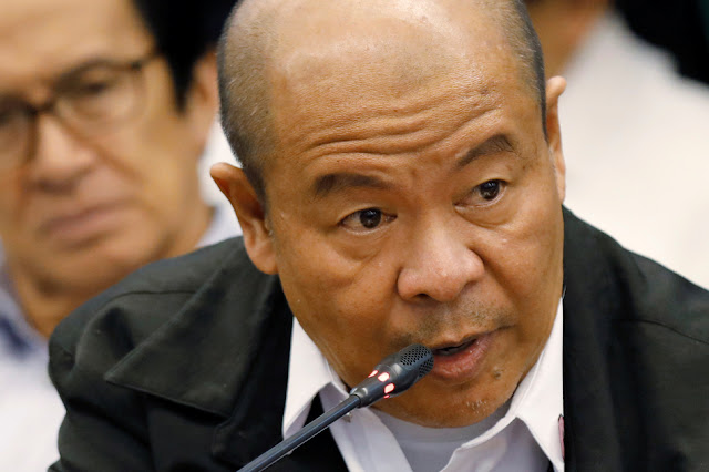 Lascañas: 'Bishops are supporting me'