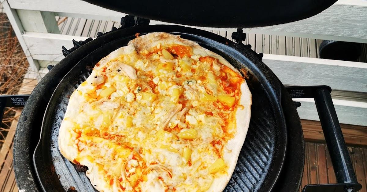 Pizzataikina Jääkaapissa