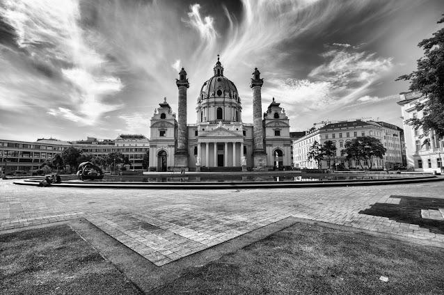 Karlskirche-Vienna