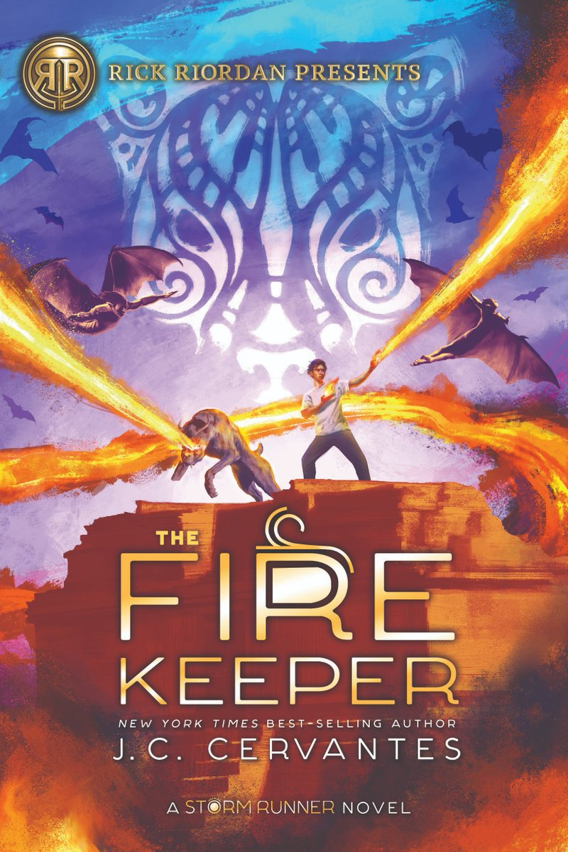The Fire Keeper by J.C. Cervantes