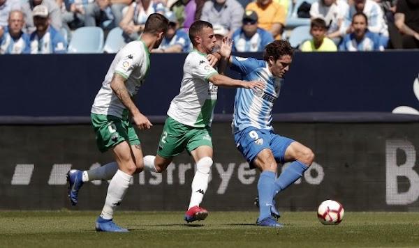 El Extremadura agrava la crisis del Málaga (1-2)