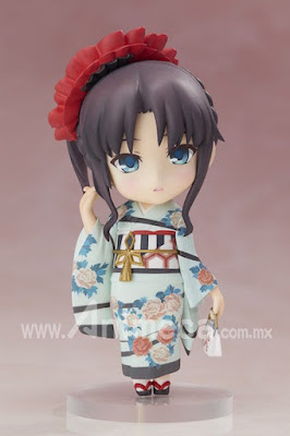 Figura Rin Tohsaka Wafuku Ver. CharaForm + Edición Limitada Fate/stay night [Unlimited Blade Works]