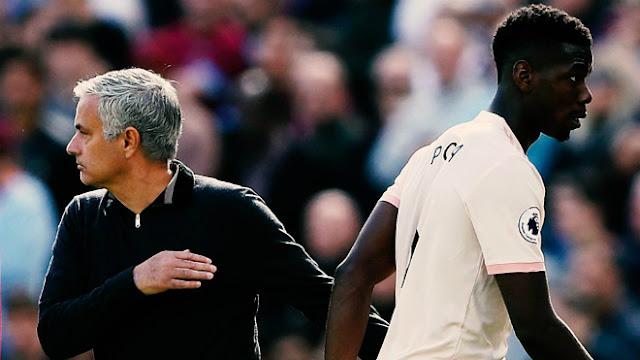 """MU đại khủng hoảng: Chờ Mourinho """"bay ghế"""", Juventus đặt lịch cuỗm Pogba 2"""