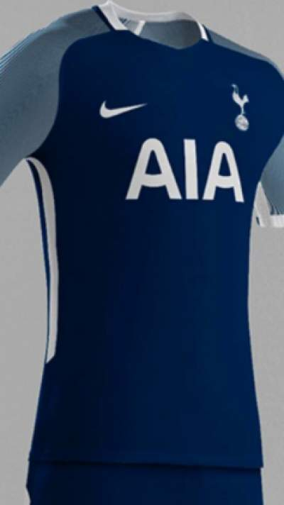 finest selection 74b4f 46ad0 Another New Spurs Kit Leak 2017/18