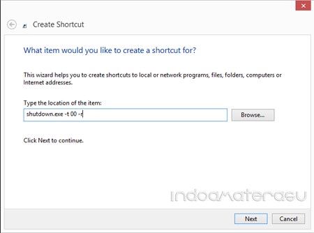 Shortcut Shutdown dan Restart Pada Windows 8/ 8.1/ 10 4