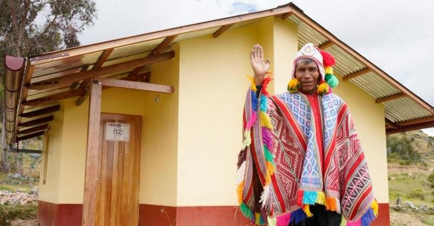 Ministerio de Vivienda convoca a profesionales para la construcción de viviendas rurales - Sumaq Wasi