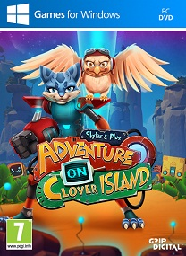 Skylar and Plux Adventure On Clover Island-Razor1911