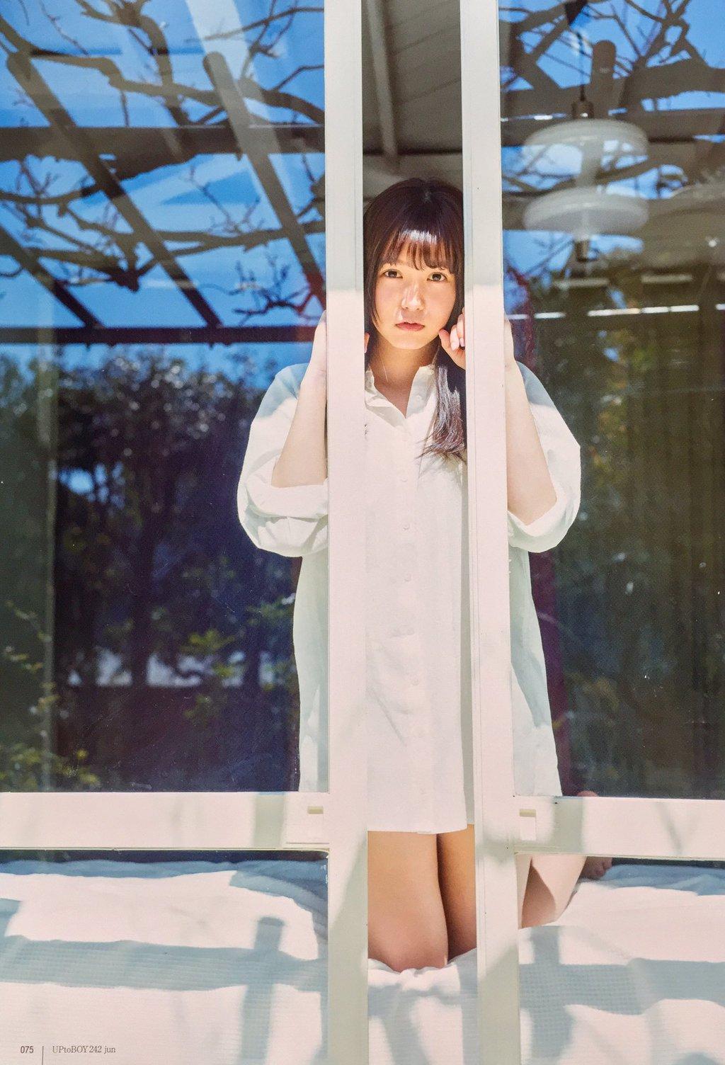 Nakamoto Himeka 中元日芽香 Nogizaka46 UTB Magazine Vol.242 June 2016 Gravure