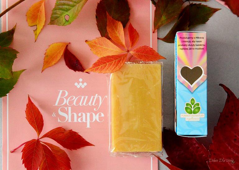 ExtraBox Beauty&Shape by ShinyBox - Powrót do natury Naturalne mydło Hipoalergiczne dla całej rodziny