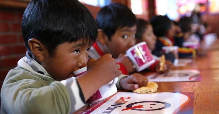 Perú es ejemplo en reduccir índices de desnutrición, según informe del Banco Mundial
