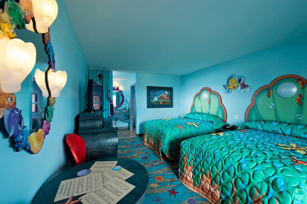 Hotel disney 39 s art of animation resort em orlando dicas for Chambre hotel disney