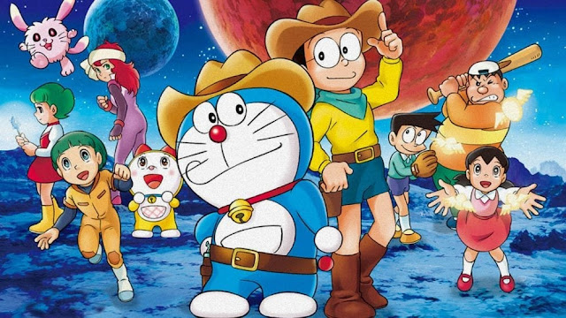 Doraemon movie koya koya planet