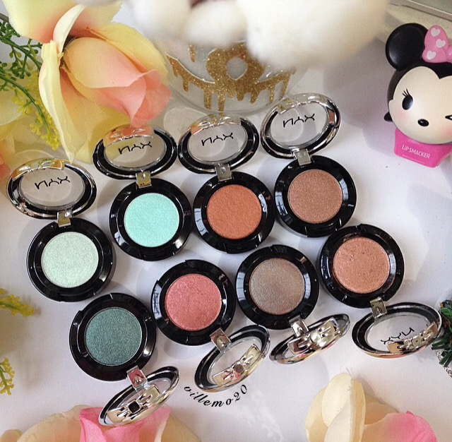 My Little Things Beauty Diary By Monica Nyx Cosmetics Prismatic