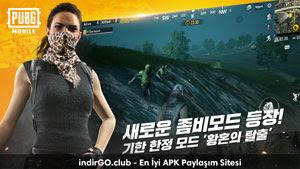 PUBG Mobile Kore Serveri APK