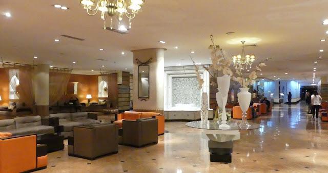 Hotel Atlas Asni, Marrakesch - Empfangshalle