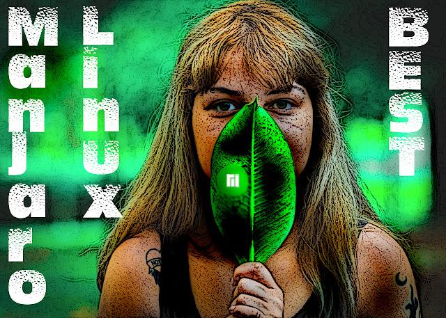Manjaro Green Girl