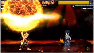 Naruto Shippuden: Era Shinobi v0.2 Build 5 Apk Android