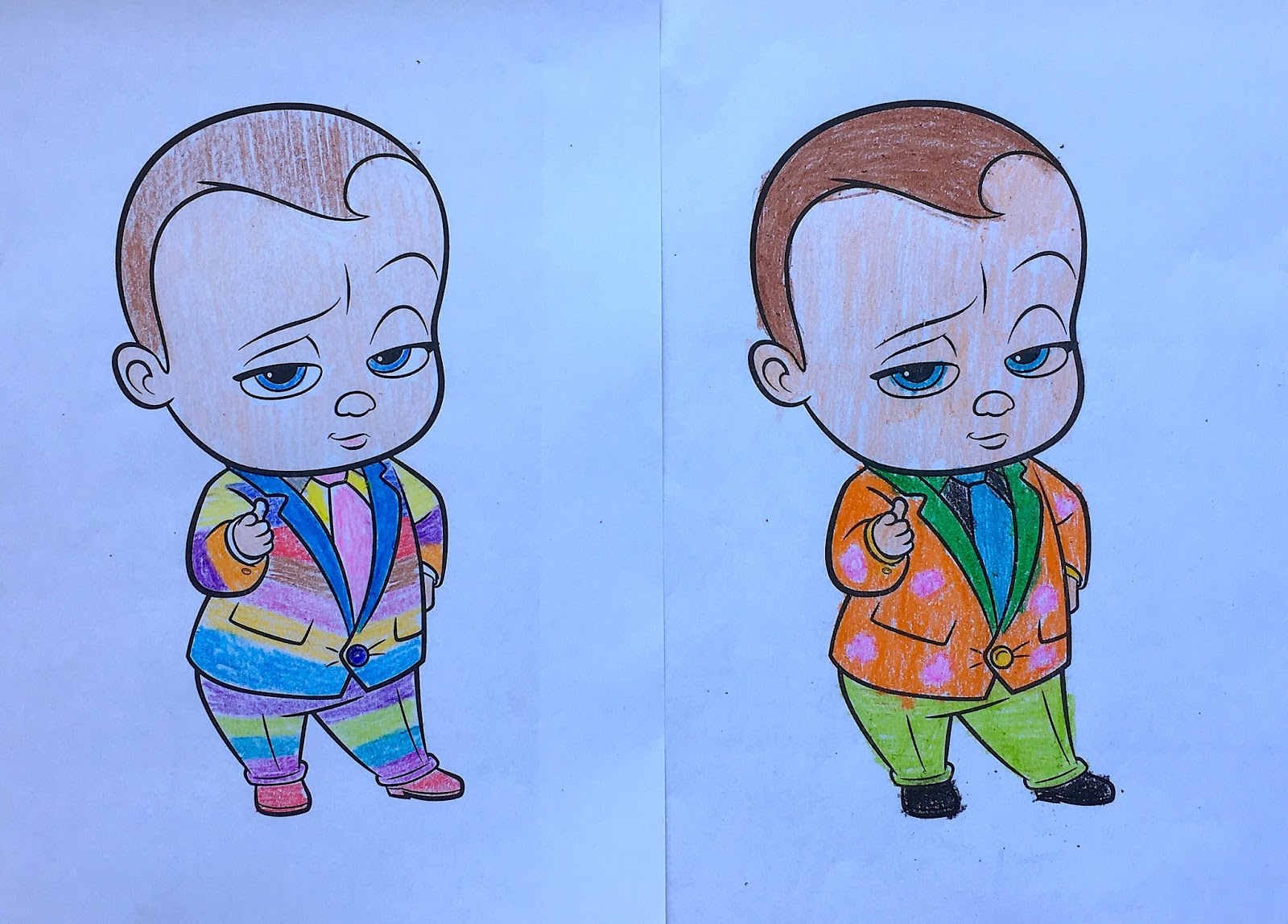 Boss Baby Coloring Pages Free Printable Online Boss Baby Coloring ...   1148x1600