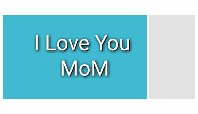 आई लव यू माॅम | I Love You Mom Heart Touching Story In Hindi