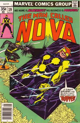 Nova #19, Blackout