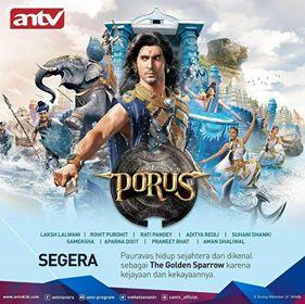 SINOPSIS Porus ANTV Episode 206 Hari Ini