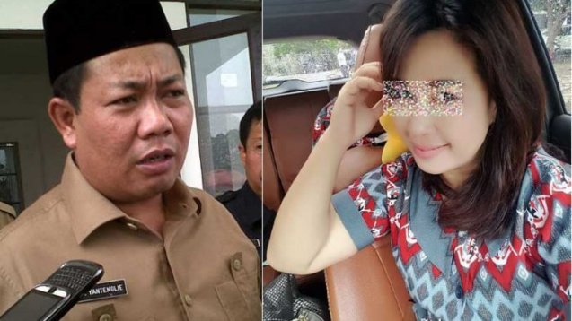 Kalteng Heboh!!! Bupati Katingan Tepergok Selingkuh dengan Istri Polisi