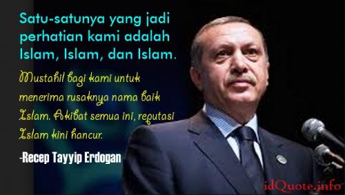 Ketika Jokowi Abstain pada Suriah, Presiden Turki (Erdogan ...