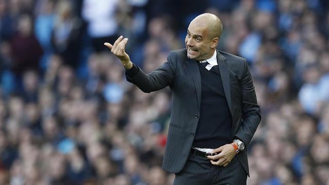 Guardiola Targetkan Kemenangan di Camp Nou
