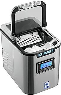 MRP US Ice Making Machine ICE702 - Kitchen Appliances