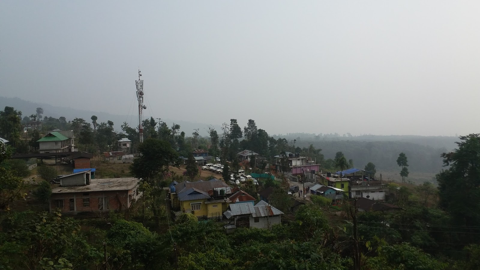 Samsing – Suntalekhola homestay