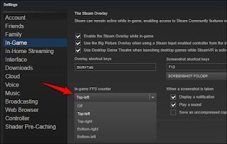 Cara meningkatkan kualitas performa FPS di Game