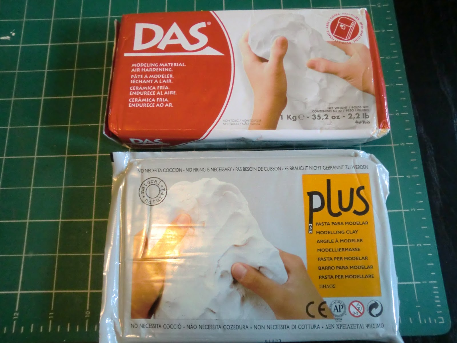 10 minutes each day in an unreasonable manner air dry clay reviews